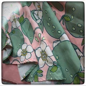 Modcloth Skirts - ModCloth Marvelous Midi Skirt with Pockets, Apples